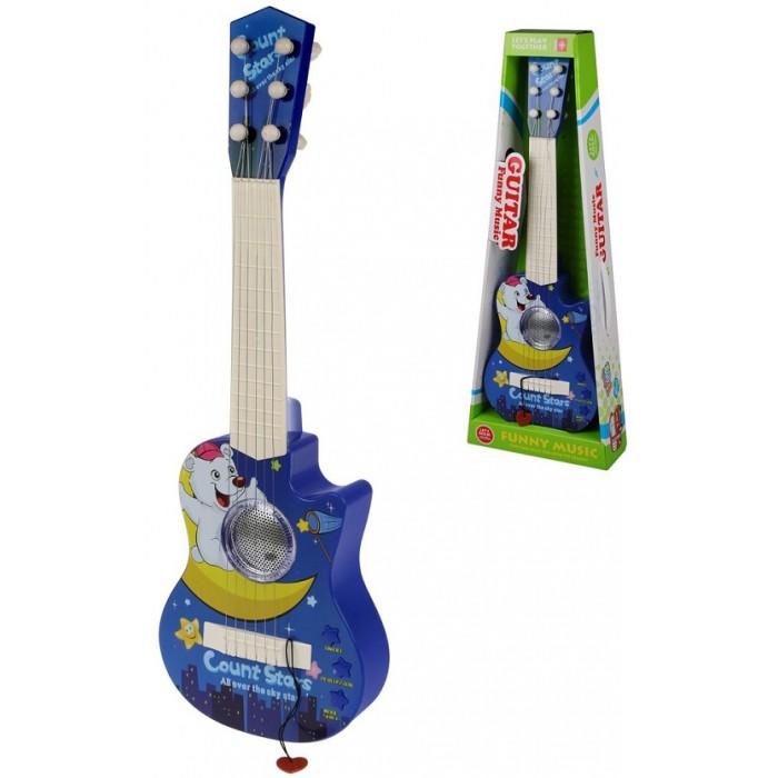 Купить Музыкальные инструменты, Музыкальный инструмент Наша Игрушка Гитара сенсорная Драйв