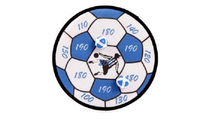 Спортивный инвентарь Наша Игрушка Дартс Футбольный мяч 28 см спортивная игра наша игрушка дартс bb1701