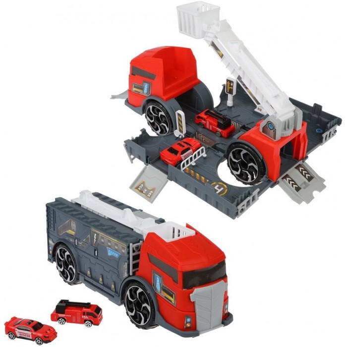 Машины Наша Игрушка Игровой набор Парковка 200556942 hld toys игровой набор парковка 1