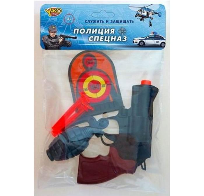 цена на Игровые наборы Наша Игрушка Игровой набор Полиция M0334