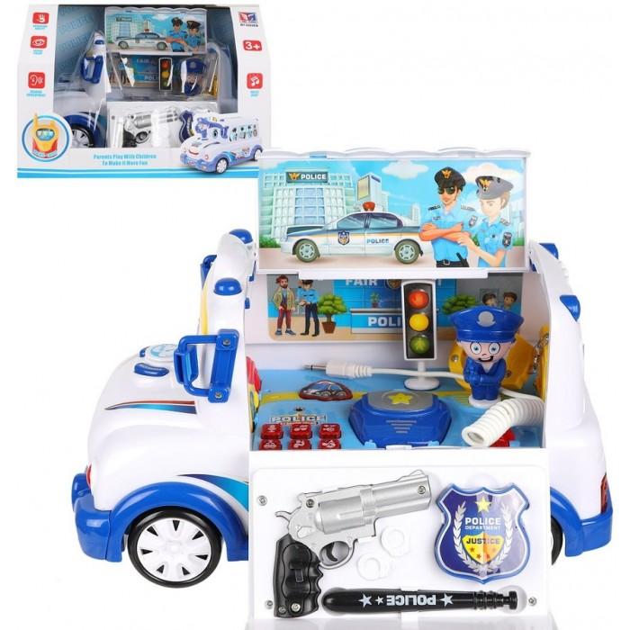 Картинка для Игровые наборы Наша Игрушка Игровой набор Полицейский автобус