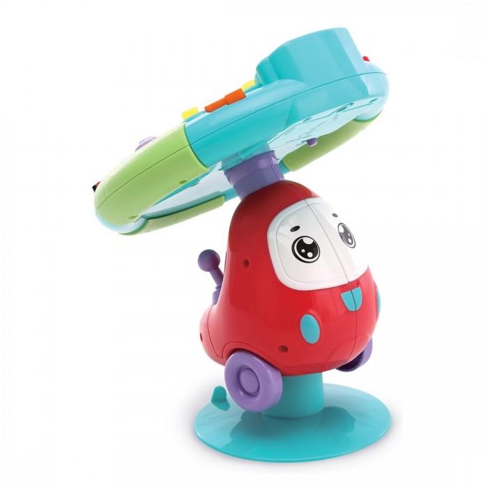 Купить Развивающие игрушки, Развивающая игрушка Жирафики Игрушка Руль на присоске