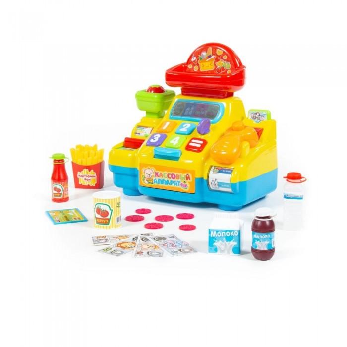 Ролевые игры Полесье Кассовый аппарат для супермаркета