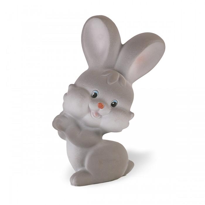 Купить Огонек Резиновая игрушка Заяц Ерошка 15 см в интернет магазине. Цены, фото, описания, характеристики, отзывы, обзоры