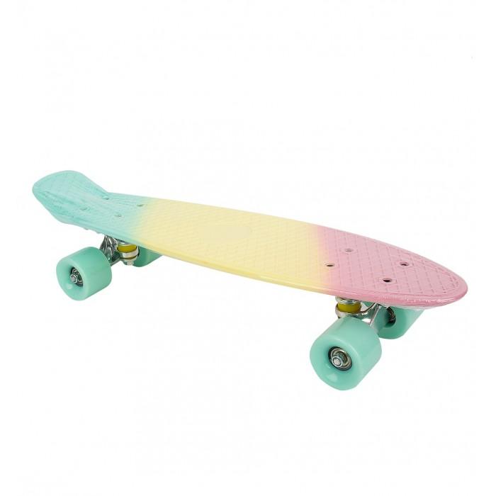 Купить Leader Kids Скейтборд Stripes S-2206F в интернет магазине. Цены, фото, описания, характеристики, отзывы, обзоры
