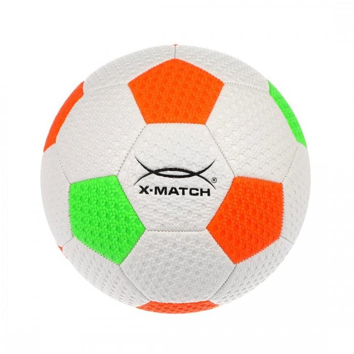 Мячи X-Match Мяч футбольный PVC рельефный