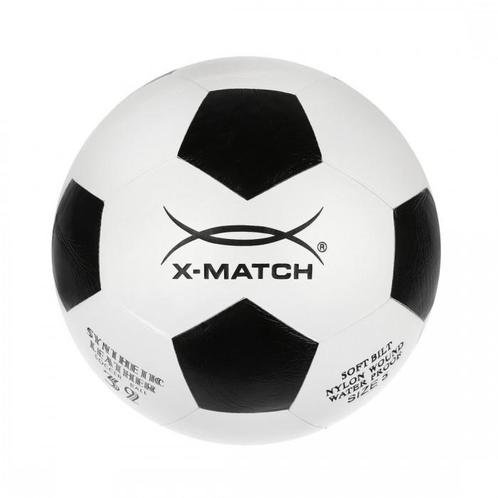Мячи X-Match Мяч футбольный ламинированный PU