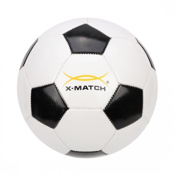 Мячи X-Match Мяч футбольный 1 слой PVC 56447