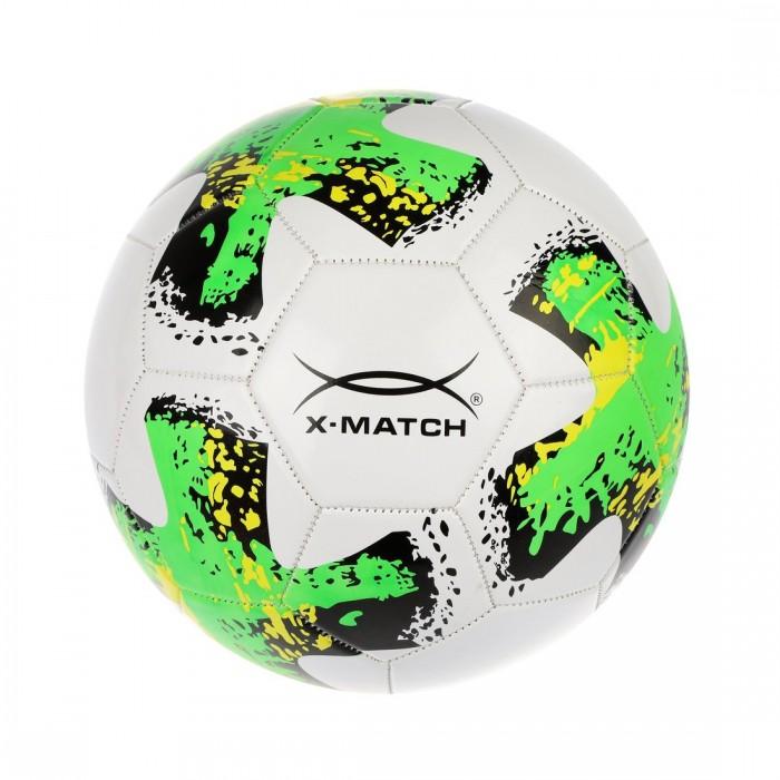 Мячи X-Match Мяч футбольный 1 слой PVC 56481