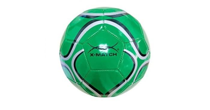 Мячи X-Match Мяч футбольный 1 слой PVC 56465
