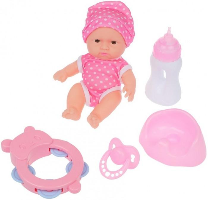Куклы и одежда для кукол Наша Игрушка Мой малыш пупс 18 см куклы и одежда для кукол наша игрушка пупс с озвучкой и аксессуарами 30 см