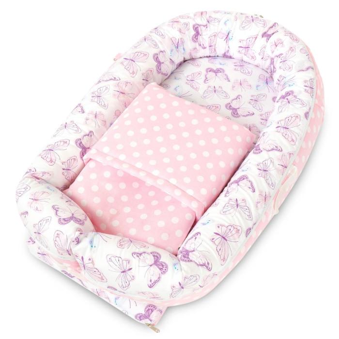 позиционеры для сна Позиционеры для сна Loombee Кокон-гнездышко для новорожденных BN-0030