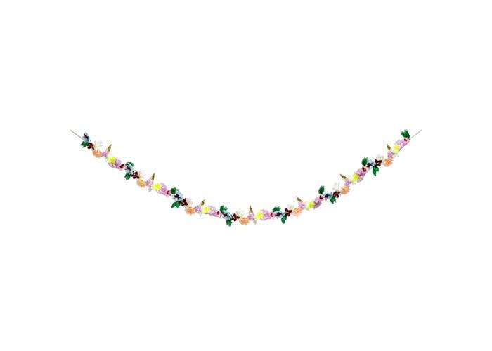 Фото - Товары для праздника MeriMeri Гирлянда Цветение товары для праздника merimeri гирлянда кисточки