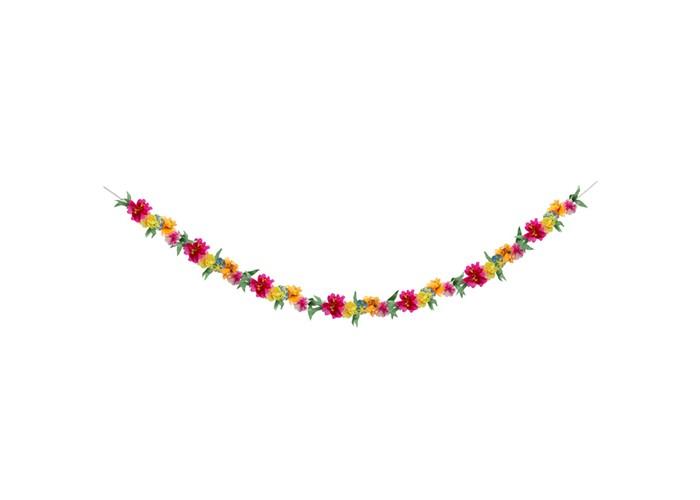 Фото - Товары для праздника MeriMeri Гирлянда Яркий цветок товары для праздника merimeri гирлянда кисточки