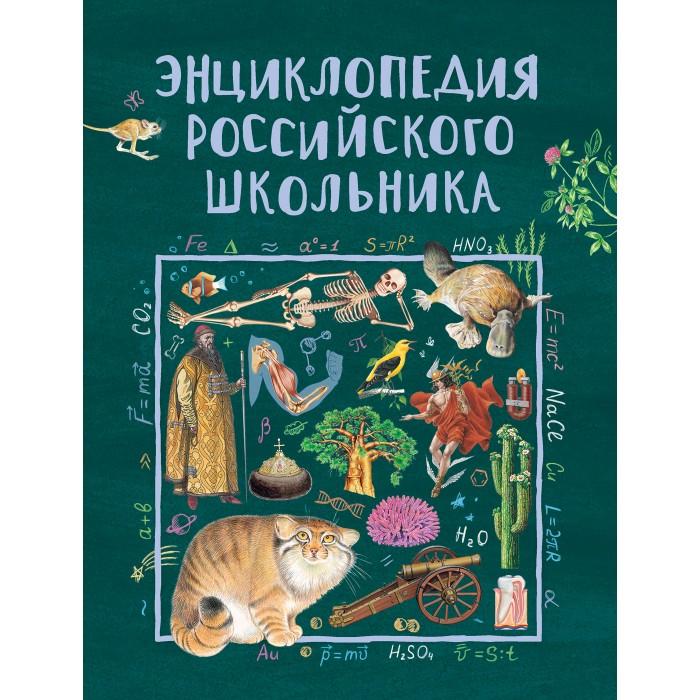 Энциклопедии Росмэн Энциклопедия российского школьника недорого
