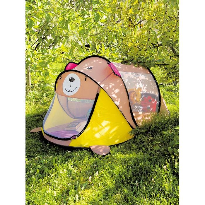 палатка belon радужный домик pink yellow пи 006 тф3 Палатки-домики Фея Порядка Игровой домик-палатка Берлога Медвежонка