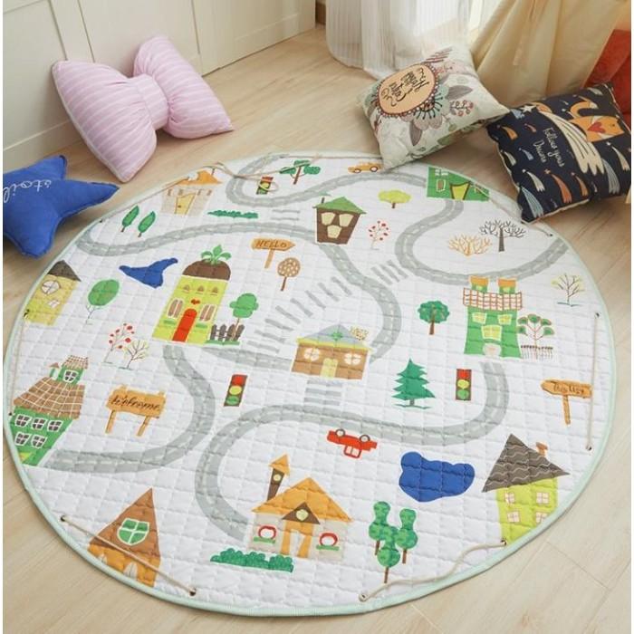 Купить Porolon Стеганый коврик мешок Машинки диаметр 1,5 м в интернет магазине. Цены, фото, описания, характеристики, отзывы, обзоры