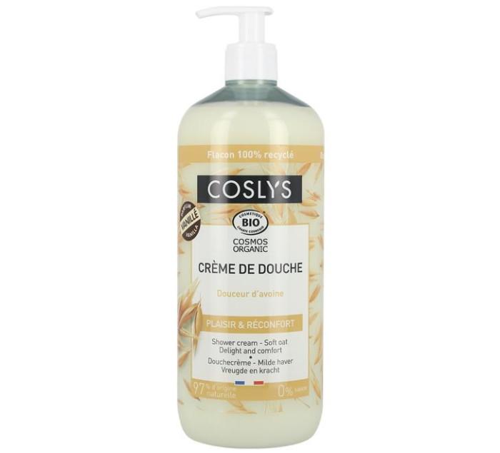 Coslys Крем для душа с экстрактом овса 1000 мл от Coslys