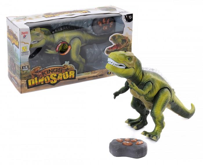 Интерактивная игрушка China Bright Pacific Динозавр на радиоуправлении