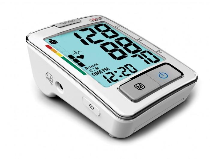 Гигиена и здоровье , Тонометры и глюкометры B.Well Тонометр автоматический WA-55 (M) с адаптером арт: 84388 -  Тонометры и глюкометры