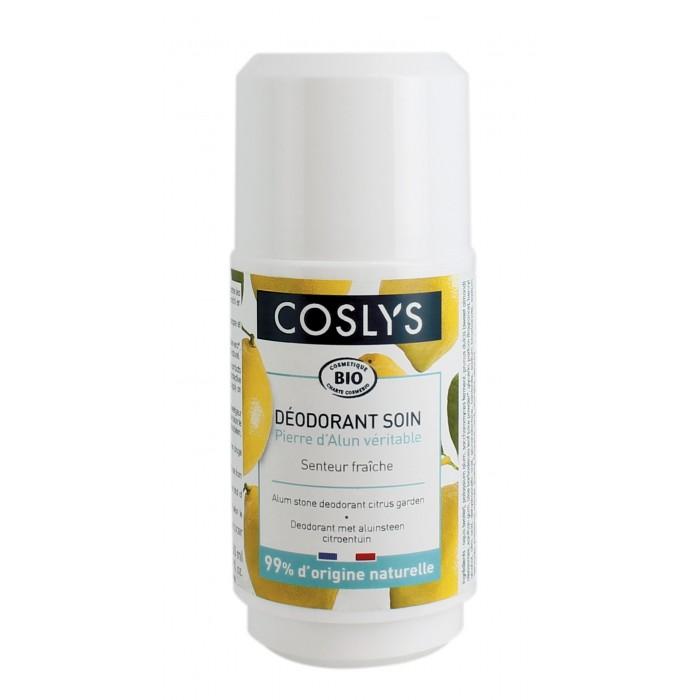 Coslys Шариковый дезодорант кристалл Цитрусовый сад 50 мл от Coslys