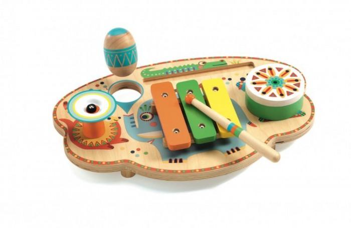 Деревянная игрушка Djeco Музыкальный инструмент Карнавал