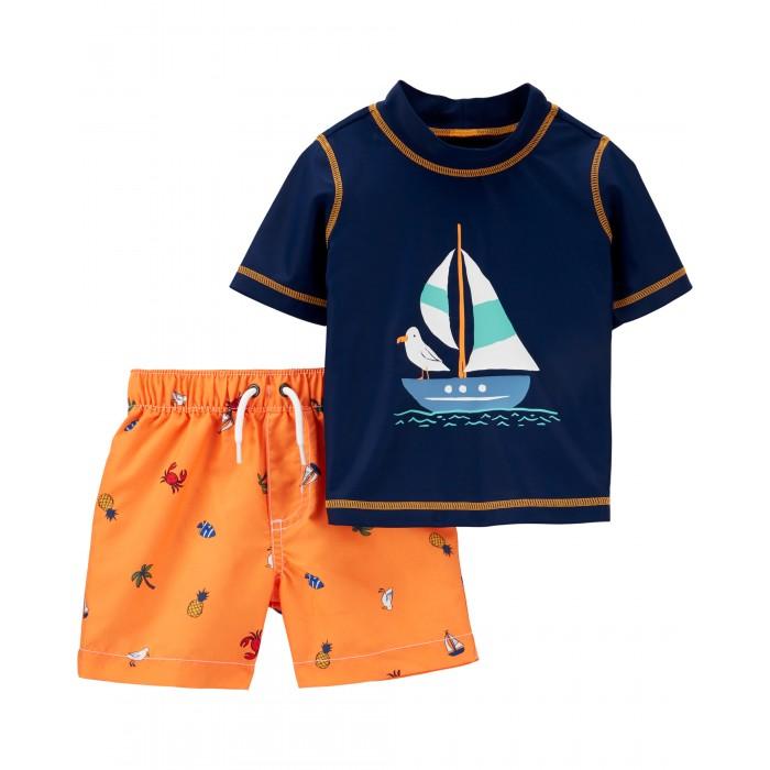 Купить Carter s Комплект купальный для мальчика в интернет магазине. Цены, фото, описания, характеристики, отзывы, обзоры