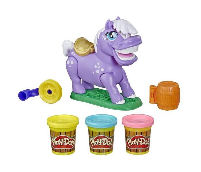 Play-Doh Hasbro Набор для лепки Пони-трюкач