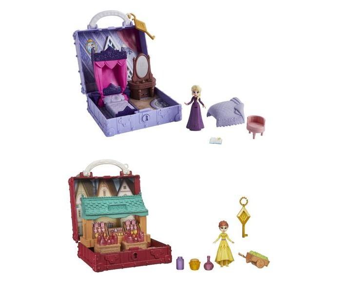 Игровые наборы Disney Princess Hasbro Игровой набор Холодное сердце 2 Шкатулка hasbro игровой набор trolls город троллей диджей баг