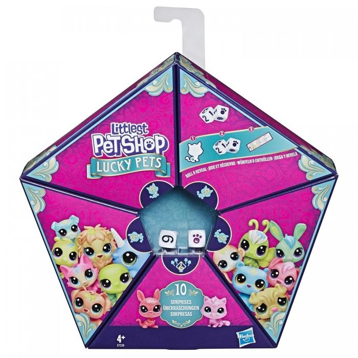 Фото - Игровые наборы Littlest Pet Shop Hasbro Игровой набор Петы с предсказанием hasbro littlest pet shop e5148 литлс пет шоп игровой набор букетный набор петов