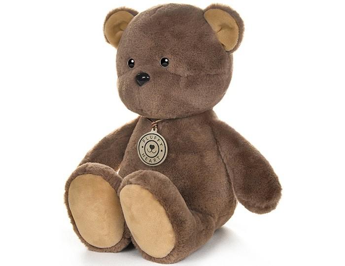 Купить Мягкие игрушки, Мягкая игрушка Fluffy Heart Медвежонок 25 см MT-MRT081909-25