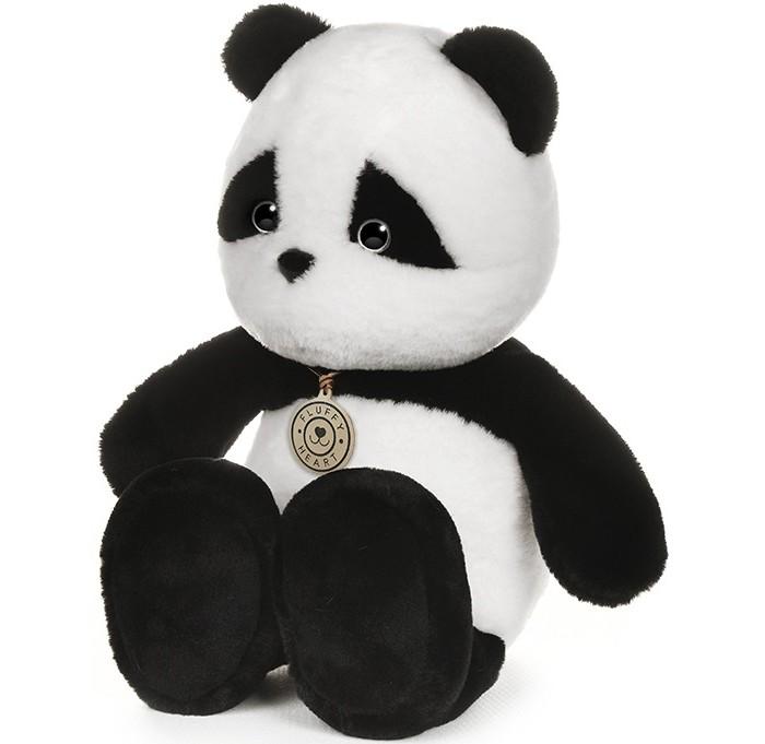 Мягкие игрушки Fluffy Heart Панда 25 см MT-MRT081910-25
