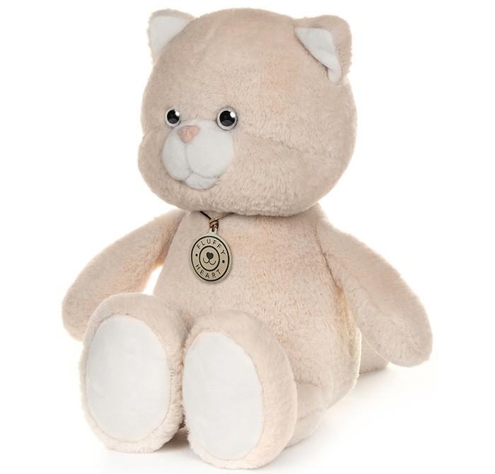 Картинка для Мягкая игрушка Fluffy Heart Котенок 25 см