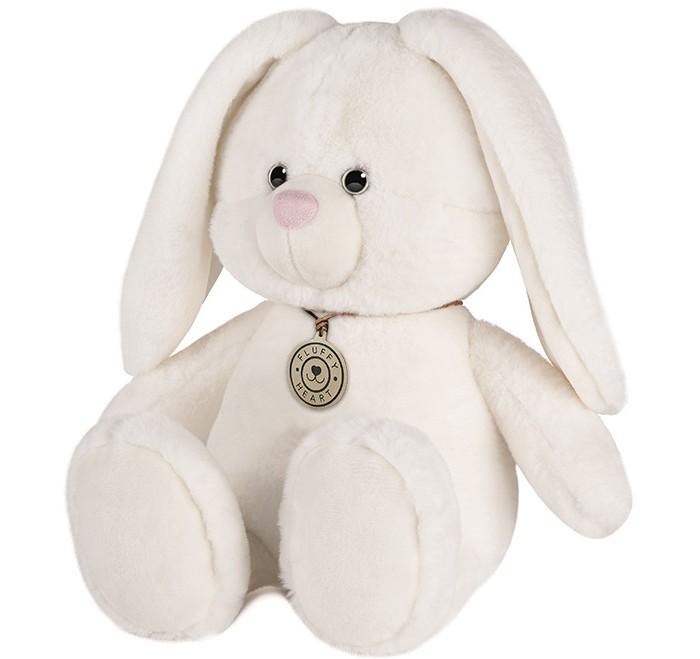 Купить Мягкие игрушки, Мягкая игрушка Fluffy Heart Зайка 25 см