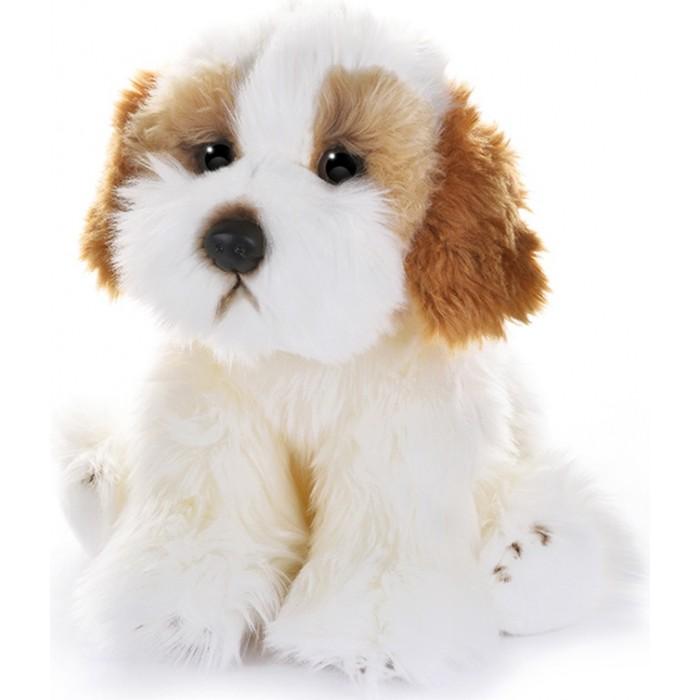 Мягкая игрушка MaxiLife Собака Кавашон 30 см