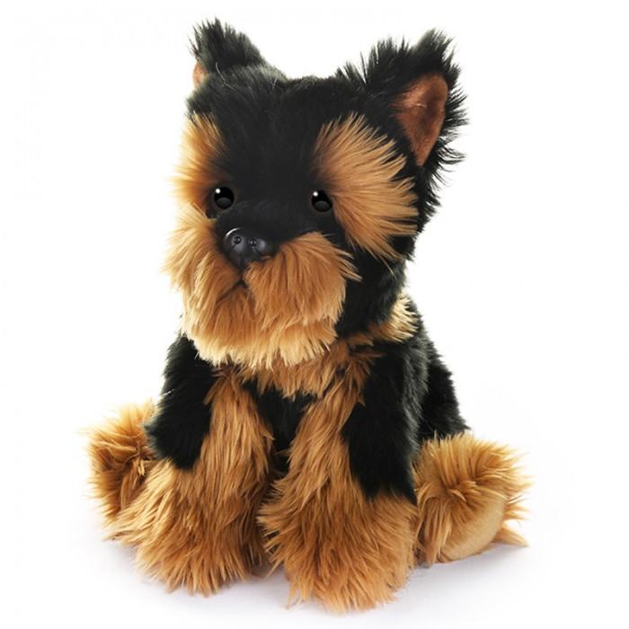 Купить Мягкие игрушки, Мягкая игрушка MaxiLife Собака Йорктиз 24 см