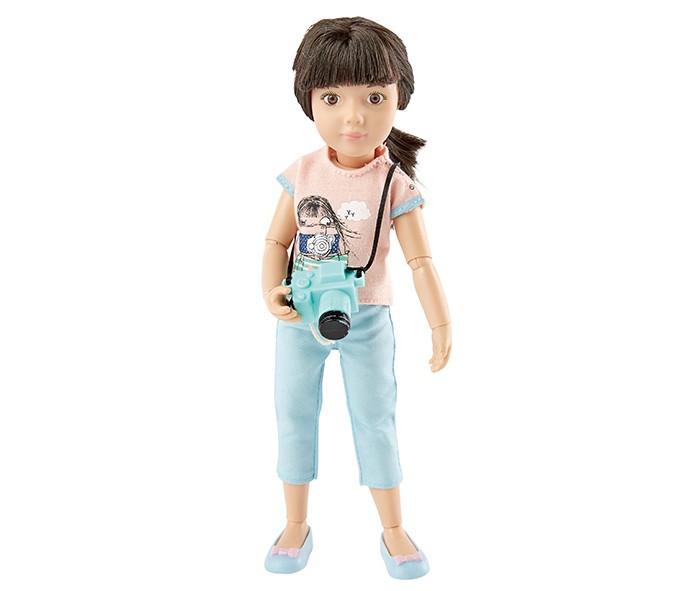 Купить Kruselings Кукла Луна фотограф 23 см в интернет магазине. Цены, фото, описания, характеристики, отзывы, обзоры