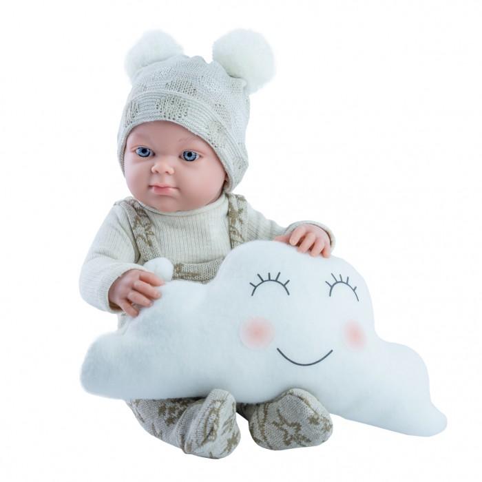 Купить Куклы и одежда для кукол, Paola Reina Кукла Бэби с подушкой-облаком 32 см