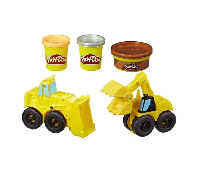 Фото - Пластилин Play-Doh Hasbro Игровой набор Экскаватор игровой набор специальной массы hasbro play doh wheels e4508