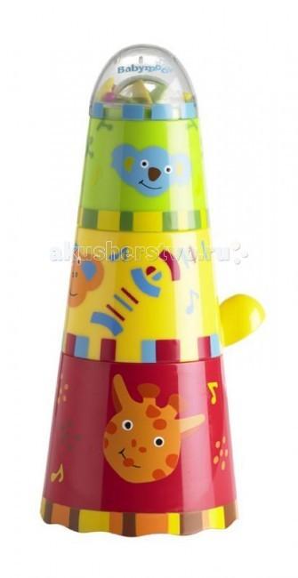 где купить Игрушки для ванны Babymoov Игрушка для купания Пирамидка по лучшей цене