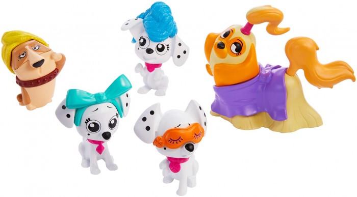 Купить Игровые наборы, Mattel Фигурки 101 Dalmatians