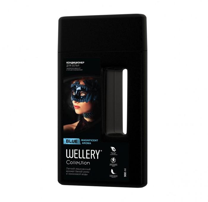 Бытовая химия Wellery Wellery Кондиционер для белья Collection Blue 900 мл