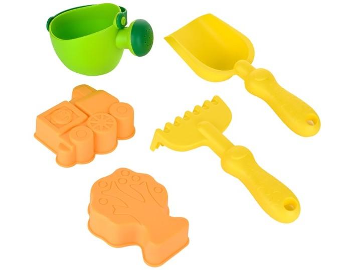 Фото - Игрушки в песочницу Maxitoys Набор для песочницы MT-HWA1160221 полесье набор игрушек для песочницы 468 цвет в ассортименте