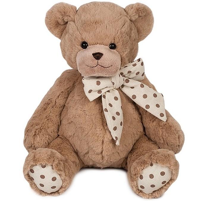 Мягкая игрушка Maxitoys Luxury Мишка Брауни 26 см