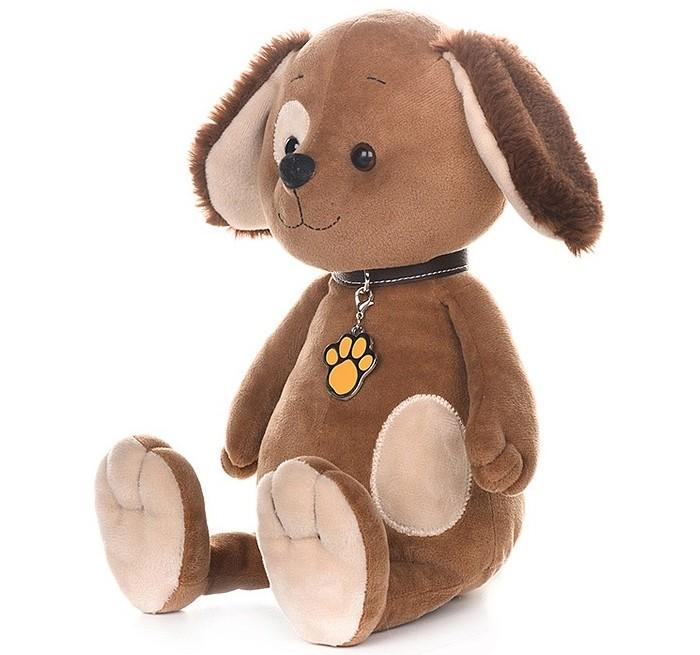 Мягкая игрушка Maxitoys Luxury Romantic Plush Club Щенок с подвеской-лапкой 25 см