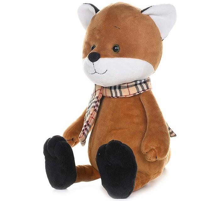 Мягкая игрушка Maxitoys Luxury Romantic Plush Club Лисенок в шарфике 20 см