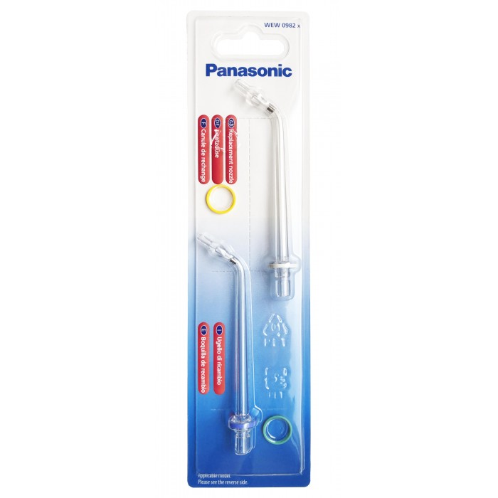 Гигиена полости рта Panasonic Насадка для ирригатора EW1611 насадка panasonic wes2e01a503