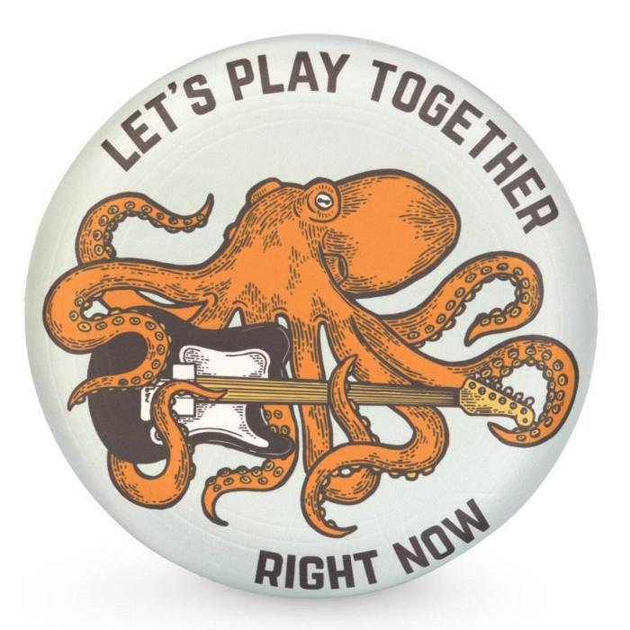 Спортивный инвентарь Happy Baby Фрисби Octopus