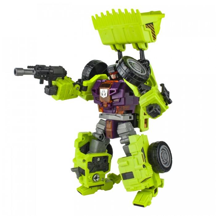 Роботы 1 Toy Трансботы Инженерный батальон XL Мега Фронтлифтер
