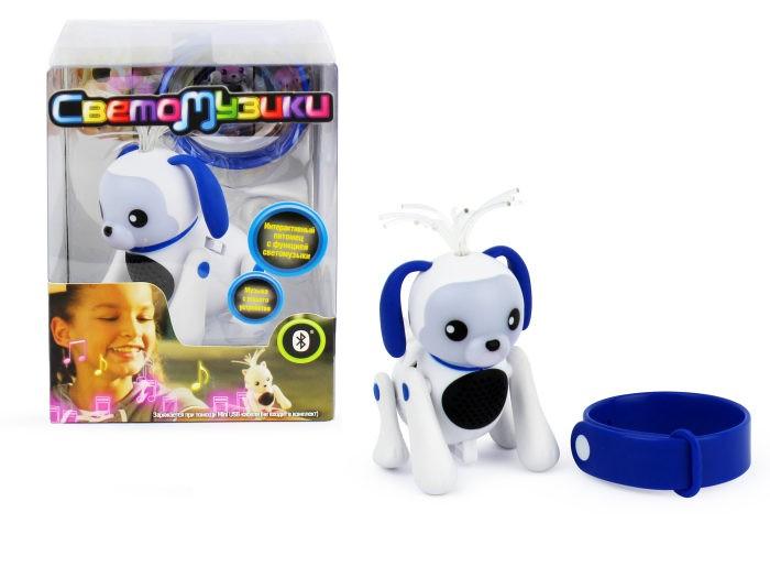 Интерактивная игрушка 1 Toy Светомузики Щенок